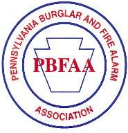 Pennsylvania Burglar and Fire Alarm Association Logo